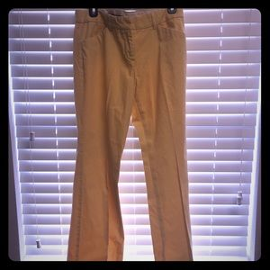 Express Yellow dress pants